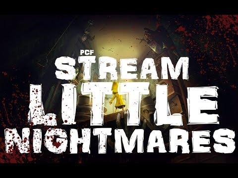 [СТРИМ] ЗАГАДОЧНЫЙ ПОДВОДНЫЙ КОРАБЛЬ \ Little Nightmares \ PixelCakesFan