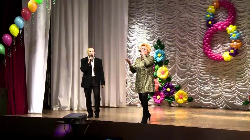 2 часть концерта 8 марта г.Сухиничи