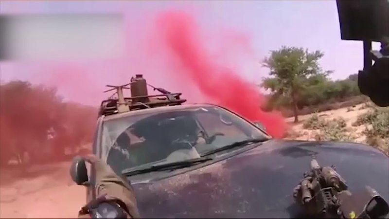 U S Special Forces ambushed in Niger