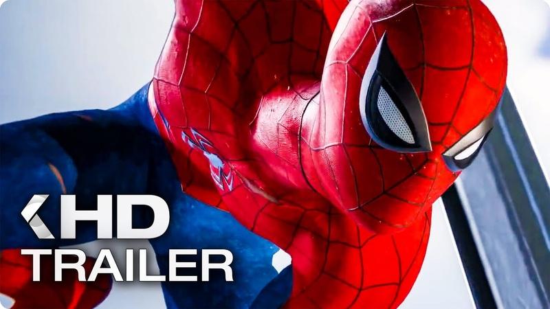 SPIDER MAN Story Trailer 2018 Comic Con