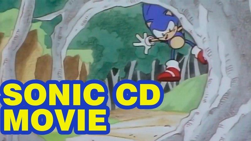 Sonic the Hedgehog CD the Movie (HD)