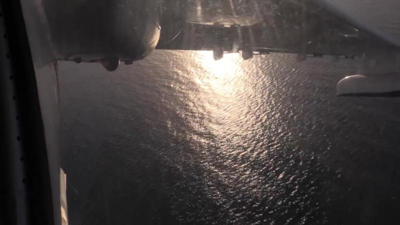 Самолёт Бе-200ЧС МЧС России тушение пожаров в районе Хайфы