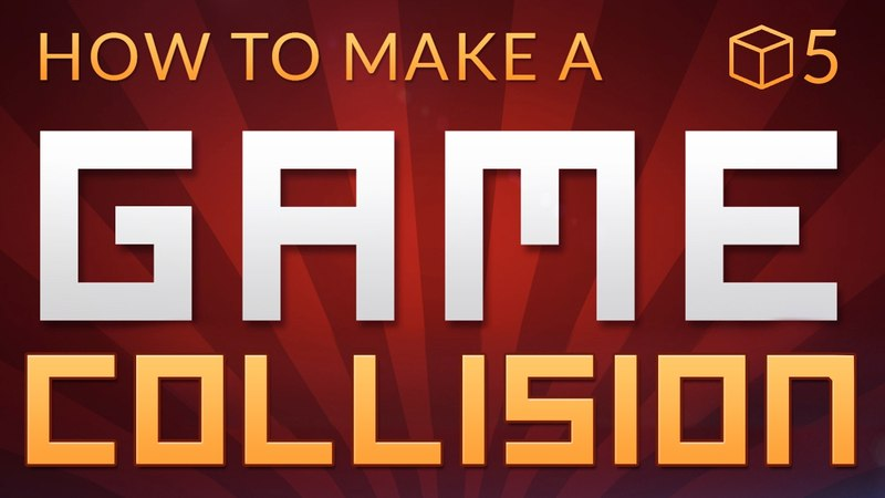 How to make a Video Game in Unity - COLLISION (E05)