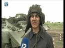 В Омске военнослужащие эвакуировали поломанный танк