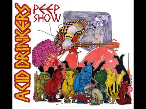Acid Drinkers P E E P Show 2016r Full Album