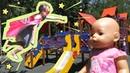 Кукла Беби Бон ПОТЕРЯЛАСЬ на детской площадке