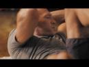 Прессдиагональные скручивания на полу Домашние тренировки с Денисом Семенихиным