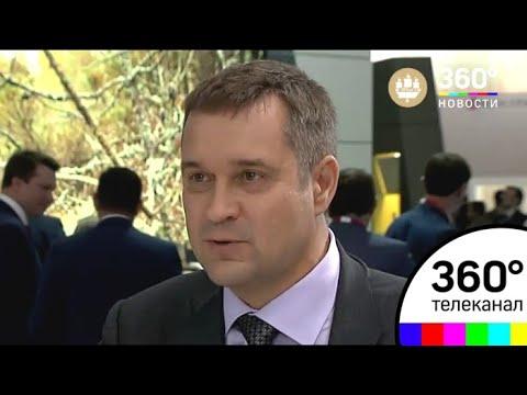 ПМЭФ 2018 Михаил Бахтияров о развитии животноводства в Подмосковье