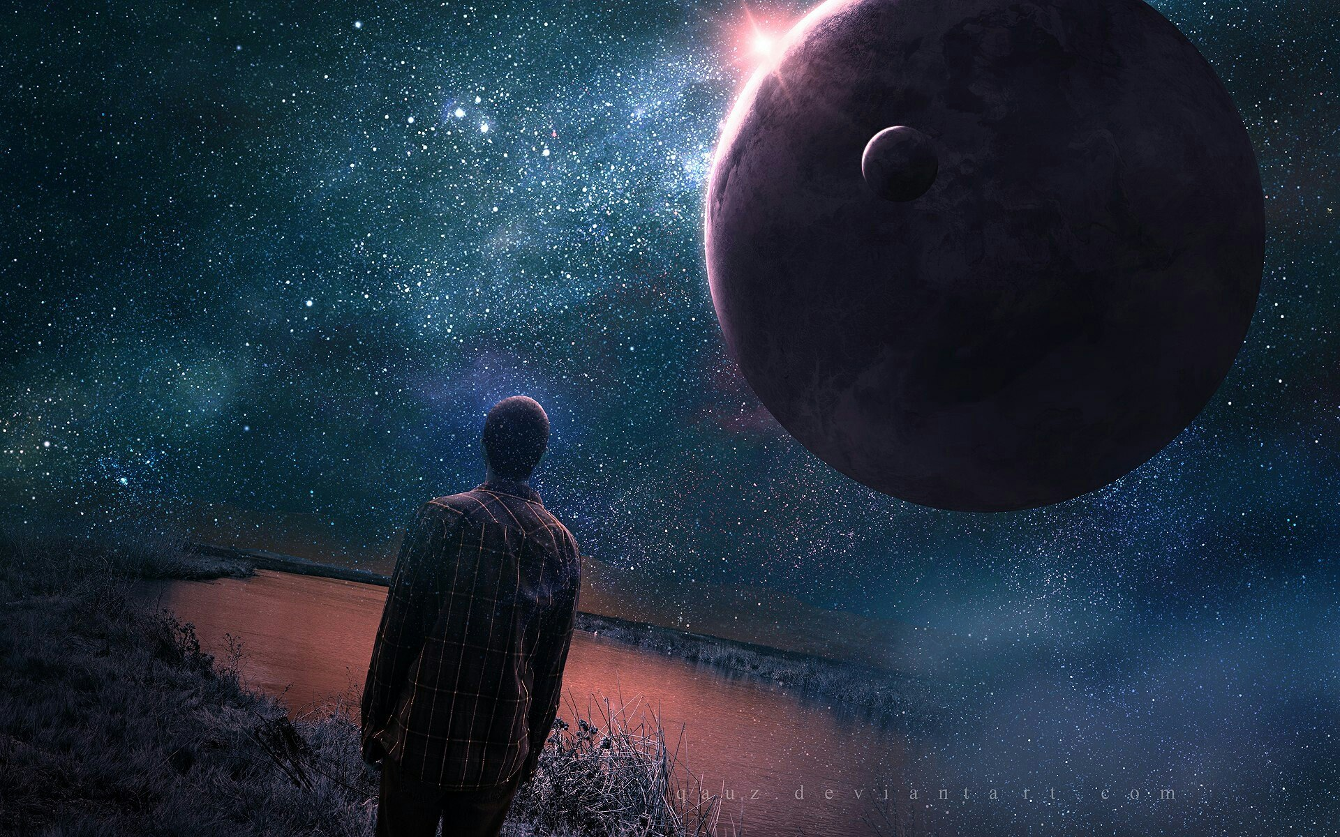Звёздное небо и космос в картинках - Страница 6 9vFqYN_k4-o