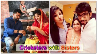 10 Star Indian Cricketers and Their Super Beautiful Sisters || Sisters of Cricketers