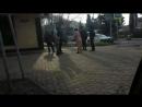 26 января, #Туапсе. Голая женщина делает зарядку на улице Жукова