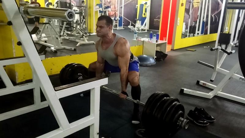 Deadlift 285kg сумо становая 285 кг 95% от ПМ