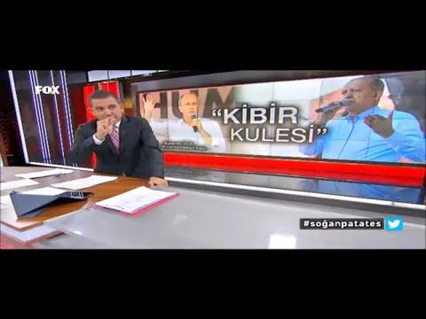 Muharrem İnce Erdoğan hayalleri olmayan bir adam Kibir Kulesi