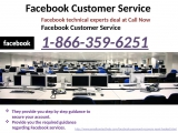Facebook Customer Service 1-866-359-6251 A right step to deal with hefty FB problems
