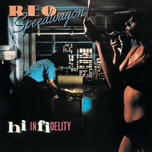 REO Speedwagon альбом Hi Infidelity