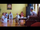 2018 07 14 Е М Ишварапури Фрагмент лекции Годовщина установления больших Шри Шри Гаура Нитай Харьков