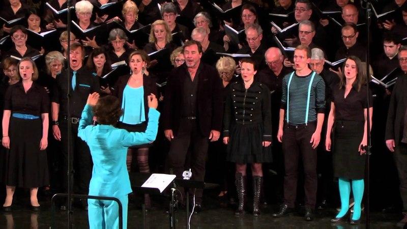Yale Alumni Chorus Voces Nordicae: Sommarpsalm