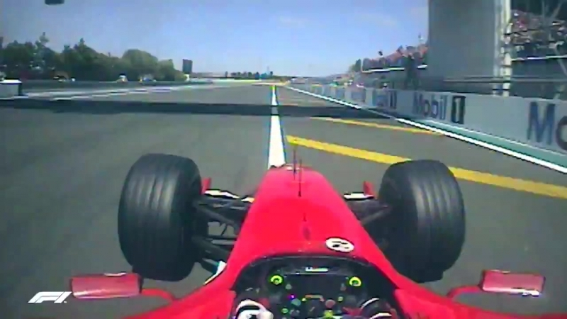 France 2004 Barrichello nabs P3