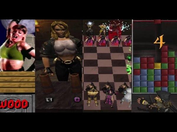 Top 7 Mortal Kombat Mini Games