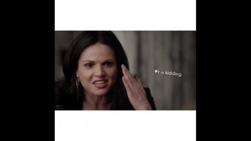 Regina Mills — what a meme)