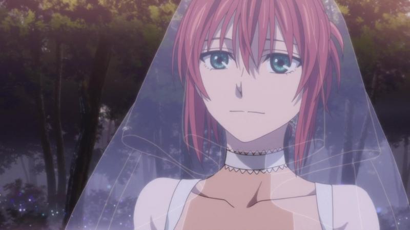 Mahou Tsukai no Yome - 24 Невеста чародея 24 серия [АниТлен | AYM]