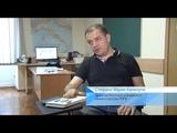 Стефано Капилупи представил РХГА в ТВ-репортаже Первого канала СПб