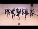mirrored [dance practice] SEVENTEEN (세븐틴) - 박수 (CLAP)