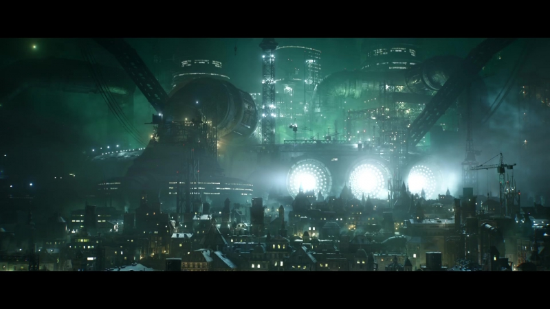 PlayStation Experience 2015 Final Fantasy VII Remake - PSX 2015 Trailer ¦ PS4