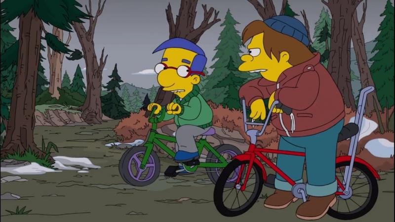 Симпсоны(The Simpsons) - Милхаус