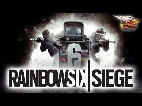 Стрим - Tom Clancy's Rainbow Six Siege - C Денчиком и Арти25
