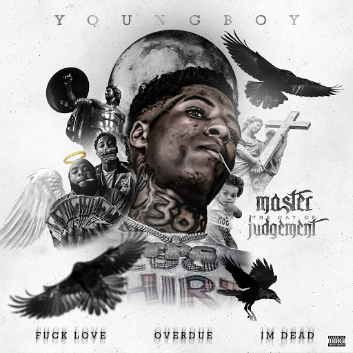 YoungBoy Never Broke Again альбом Master The Day Of Judgement