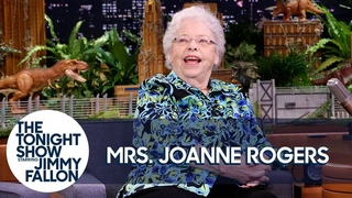 Mrs. Joanne Rogers Recalls Mister Rogers' Neighborhood Tackling Racism with a Kiddie Pool