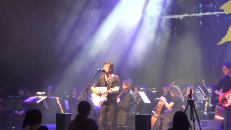 Группа КИНО с оркестром tribute Атаман