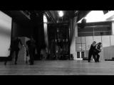 Репетиция премьеры LET GO, театр танца