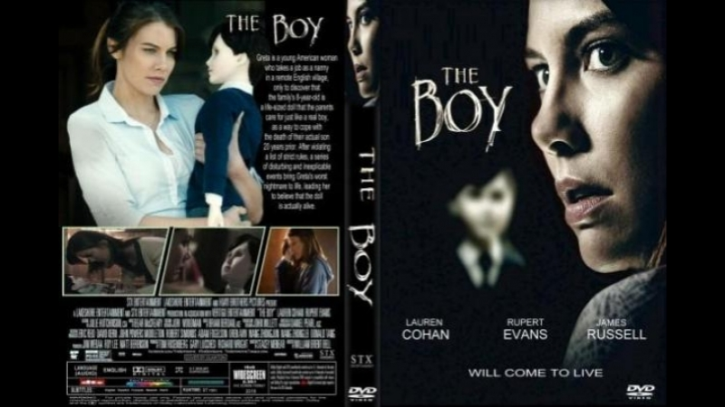 Кукла / The Boy. 2016 Перевод Андрей Дольский