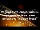 Яркие моменты Happy Nest
