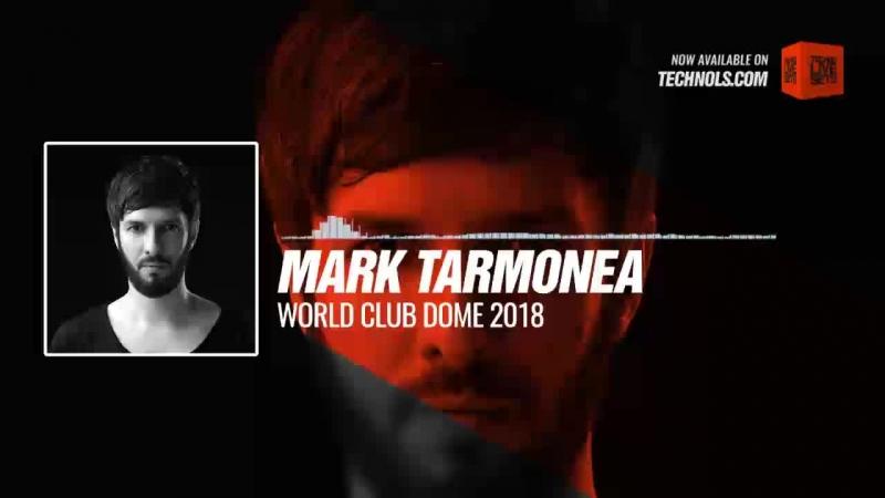 Listen Techno music with @marktarmonea - World Club Dome 2018 Periscope