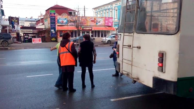 Последствия ДТП ПАЗ vs Троллейбус Иваново 31.03.2016