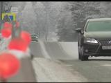Трассу Красноярск - Дивногорск полностью перекроют для монтажа виадука