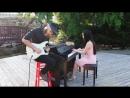 Кавер на песню Yiruma - River Flows In You в исполнении Kfir Ochaion и Yuval Salomon