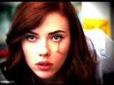 Marvel Vine Avengers Мстители Natasha Romanoff Black Widow Scarlett Johansson