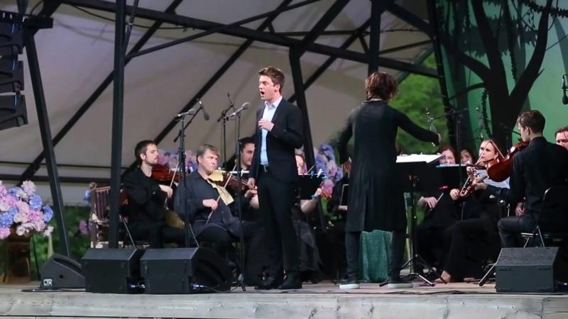 Филипп Матман - Alto Giove (Порпора, опера Полифем)