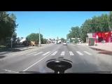 Что бывает когда не соблюдаешь правила движения и превышаешь скорость...