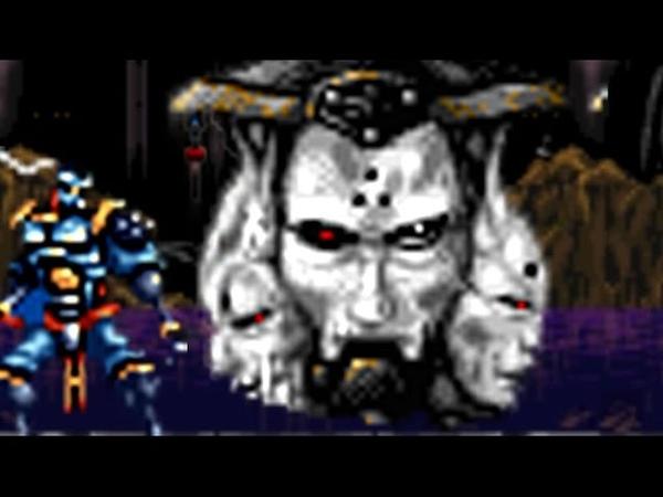 Hagane (SNES) All Bosses (No Damage)