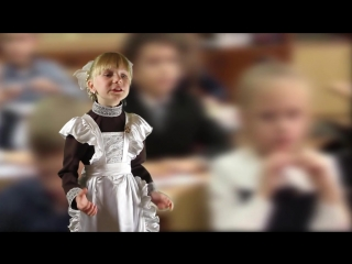 Никифорова Анастасия - И.Пивоварова «Весенний дождь»