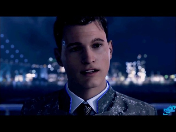 Detroit Become Human GMV - Connor Hank Maybe you really are alive