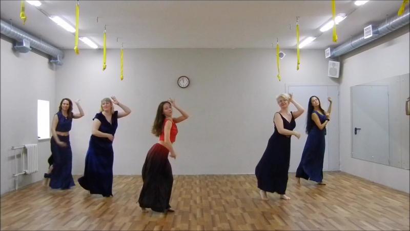 Видео №96. Восточные танцы. Artem Uzunov - Thats Freedom