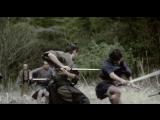 Zatoichi (2003) - битва самураев. Один против всех.