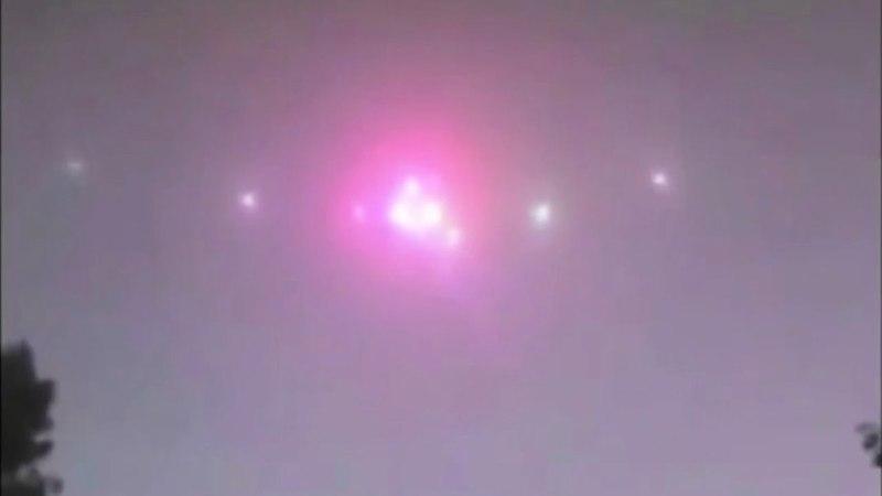 Таинственные Орбы НЛО в небе