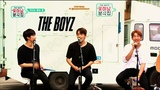 THE BOYZ vocal line 1st performance~ Myung-ca Drive &amp Americano. SONG COVER